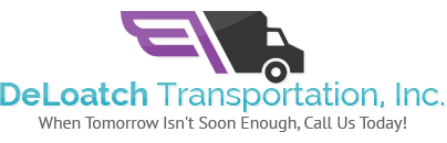 DeLoatch Transportation, Inc., Logo